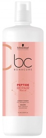 Кондиционер для волос Schwarzkopf Bonacure Peptide Repair Rescue Micellar Cleansing Conditioner, 1000 мл