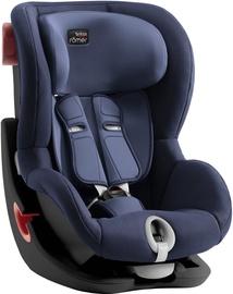 Автомобильное сиденье Britax King II Black Series Moonlight Blue, 9 - 18 кг