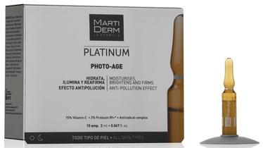 Martiderm Platinum Photo Age Ampoules 10x2ml
