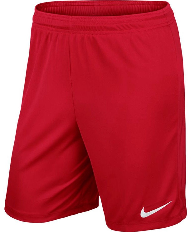 Nike Junior Shorts Park II Knit NB 725988 657 Red L