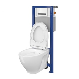 Cersanit Moduo B57 S701-302 Wall-Hung WC