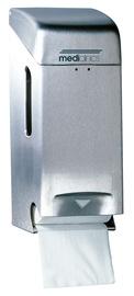 Mediclinics Toilet Paper Dispenser Steel Matt