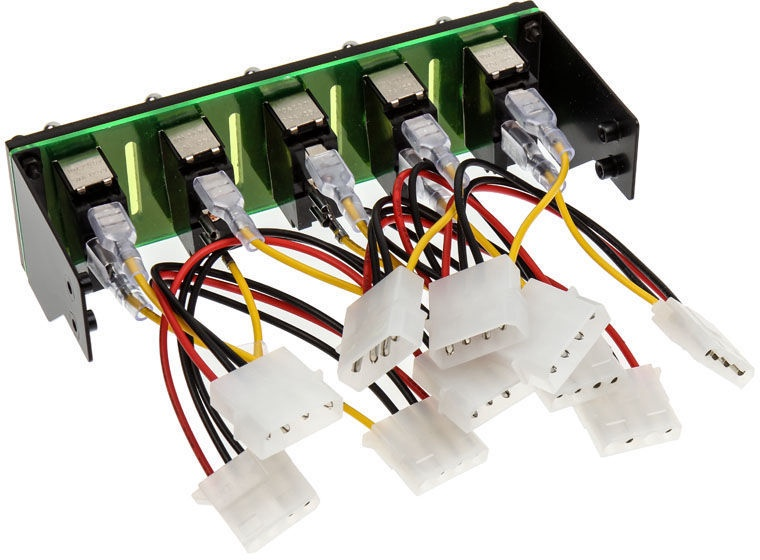 Lamptron Hummer LAMP-FC0072H Military Style Switch Panel