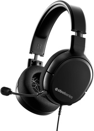 SteelSeries Arctis 1 Over-Ear Gaming Headset Black