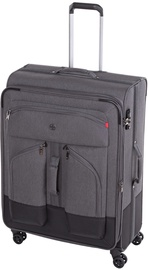 Wenger Deputy Softside 129l Black/Grey