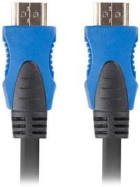 Lanberg HDMI Cable V2.0 4K Black 0.5m