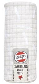 Lodger Swaddler 120x120cm Ivory