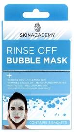 Skin Academy Rinse Off Bubble Mask 3pcs