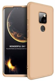 GKK 360 Protection Case For Huawei Mate 20 Gold