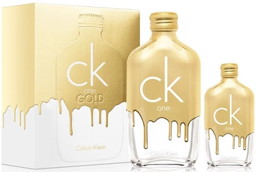 Calvin Klein CK One Gold 200ml EDT + 50ml EDT Unisex