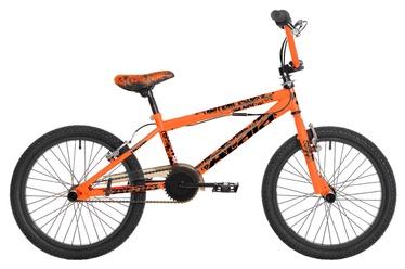"Jalgratas Atala Crime 20"" Black Orange"