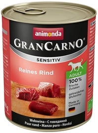 Animonda GranCarno Sensitiv Beef 800g