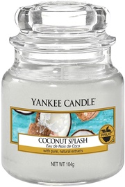 Yankee Candle Classic Small Jar Coconut Splash 104g