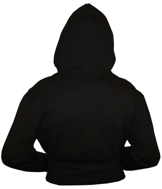 Bars Womens Jacket Black 20 152cm