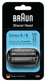 Braun Series 5/6 53B Shaver Head