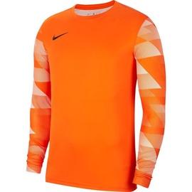 Nike Dry Park IV Jersey Long Sleeve Junior CJ6072 819 Orange XL