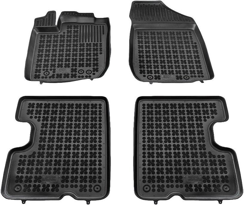 REZAW-PLAST Dacia Duster 2013 Rubber Floor Mats