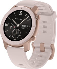 Умные часы Amazfit GTR, розовый