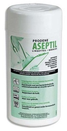 Prodene Aseptil Antiseptic And Disinfectant Wipes 100pcs