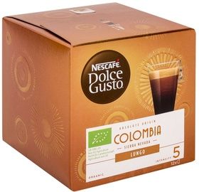 Nescafe Coffee Dolce Gusto Organic Mix Set of 4 Flavors