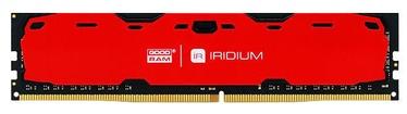 Operatiivmälu (RAM) Goodram IRIDIUM Red IR-R2400D464L17/16G DDR4 16 GB