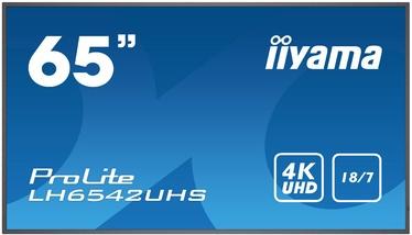 Монитор Iiyama LH6542UHS, 65″, 8 ms