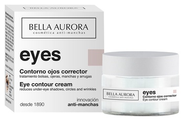 Silmakreem Bella Aurora Eye Contour Cream, 15 ml