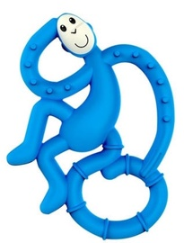 Matchstick Monkey Teether 3m+ Blue