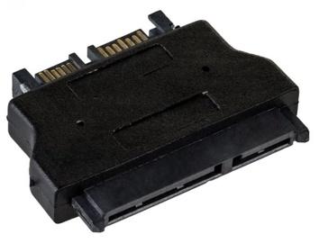 Akyga Adapter SATA / SATA Black Black