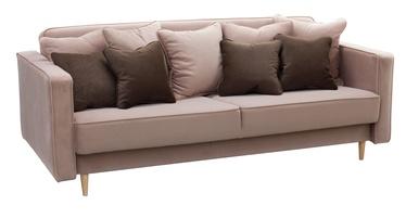 Диван-кровать Idzczak Meble Niko Beige, 206 x 100 x 86 см