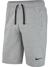 Nike Men's Shorts M FLC Team Club 19 AQ3136 063 Gray L