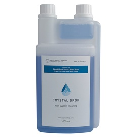 Piimarasvade puhastusvah Crystal Drop 1 l