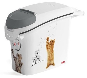 Curver Cat Food Keeper 23x50x36cm 15l