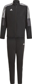 Adidas Tiro Junior Suit GP1027 Black 164cm