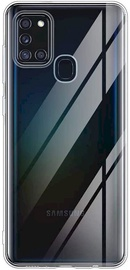 Fusion Ultra Clear Series Back Case For Samsung Galaxy A21S Transparent
