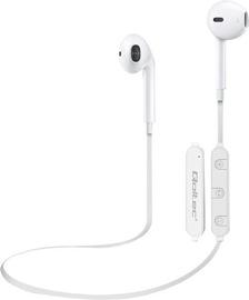 Qoltec In-Ear Wireless Earphones White