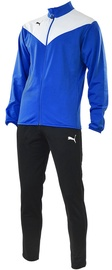 Puma Essentials Pro Poly Junior Tracksuit Blue Black 176