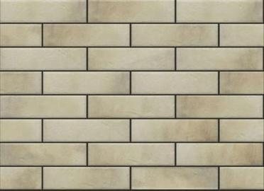 Cerrad Facade Tiles Brick Salt 24.5x6.5cm