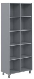 Skyland Offix New OHC 87 Office Cabinet 87.4х45х214.7cm Grey