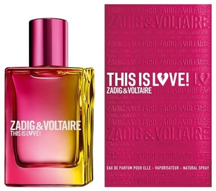 Zadig & Voltaire This Is Love For Her 50ml EDP