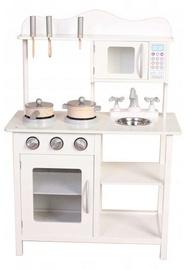 EcoToys Wooden Kitchen TK040 white