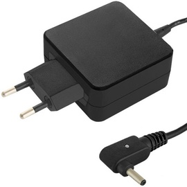 Qoltec Laptop AC Power Adapter For Asus Ultrabook 45W