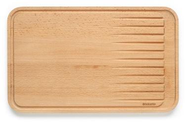 Puidust lõikelaud lihale Brabantia, Wood