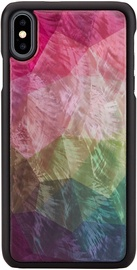 iKins Water Flower Back Case For Apple iPhone XS Max Black