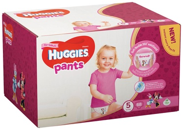 Mähkmed Huggies Pants Girl S5 68