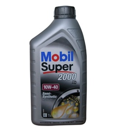 Mootoriõli Mobil Super 2000x1 10w-40 1L