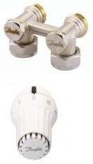 Radiaatori termostaat Danfoss 013G5091 + ventiil S