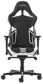 Игровое кресло DXRacer Racing Pro R131-NW Black/White