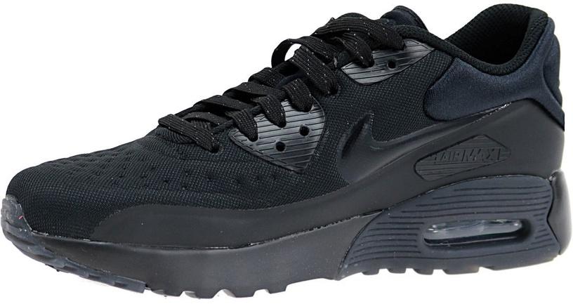Nike Sneakers Air Max 90 Ultra GS 844599-008 Black 36.5