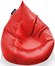 Qubo Drizzle Drop Pouf Strawberry Pop Art112627